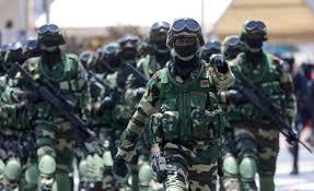 Classement militaire 2019: Le Sénégal n'est même pas à la 34e place mondiale