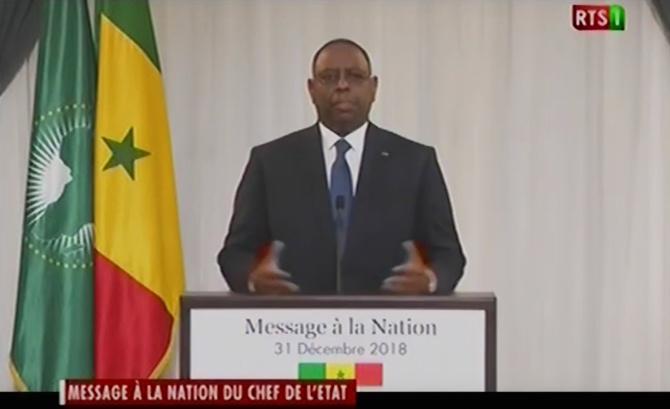 Macky Sall: Les jeunes, priorité absolue pour ce quinquennat