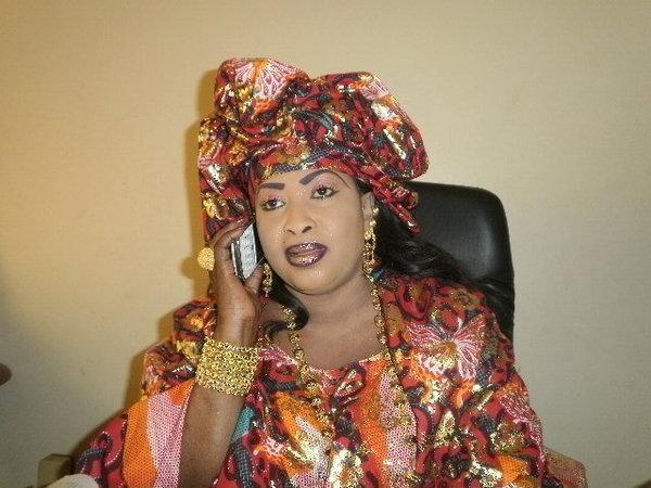 Déguène Chimère Diallo : La femme la plus épiée au Sénégal