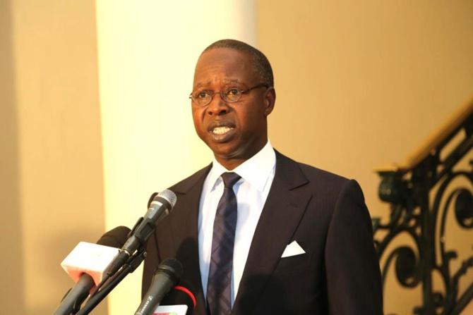 Mahammed Boun Dionne : « je réitère ma disponibilité totale au chef de l'Etat »