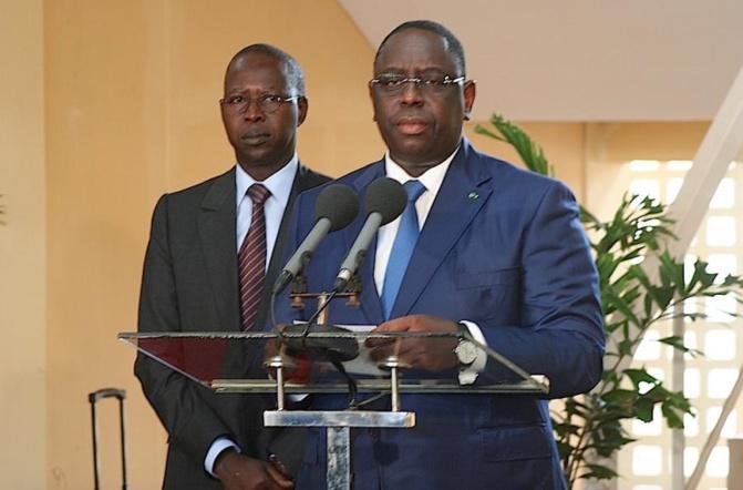 Tête-à-tête entre Macky Sall et Boun Abdallah Dionne : les prémices de la reconduction du Premier ministre