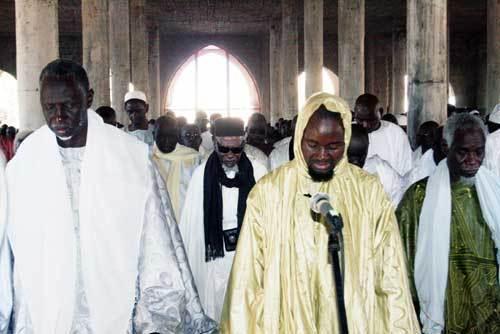 [ PHOTOS ] Aïd El Fitr 2011 : Les recommandations du Khalife Général des Mourides