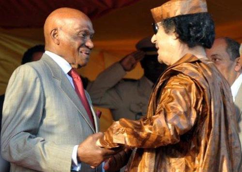 [Audio] Depuis Paris Wade Déclare: «Tout Le Monde Dit Que J'ai Eu Raison Sur Kadhafi»