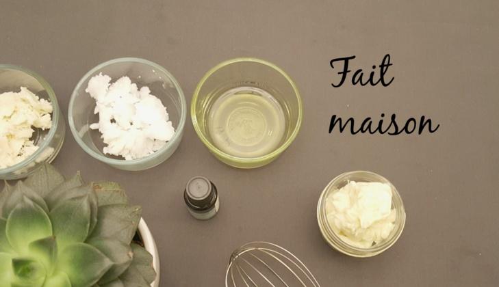 Comment faire sa crème réparatrice au beurre de karité et à l'huile d'avocat