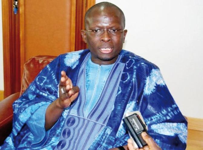 Modou Diagne Fada : « je suis pour le couplage des législatives et des locales »