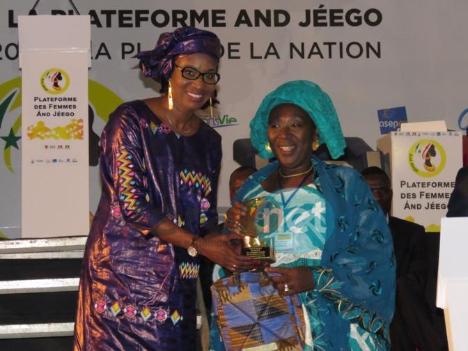 Zahra Iyane Thiam, Ministre de la Microfinance et de l'Economie sociale