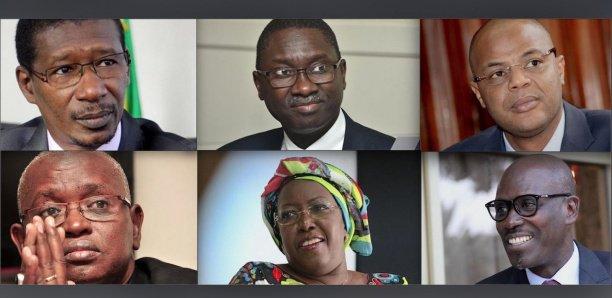 Remaniement : 22 ministres quittent le gouvernement