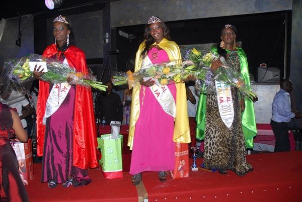 [Photos] Magou Diagne : Une beauté à la tête bien faite couronnée Miss Sénégal en Italie