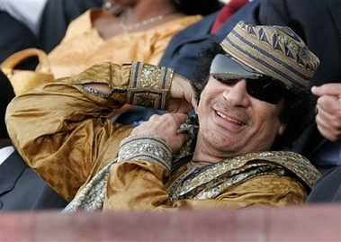 Le Burkina Faso, la terre d'accueil de Kadhafi