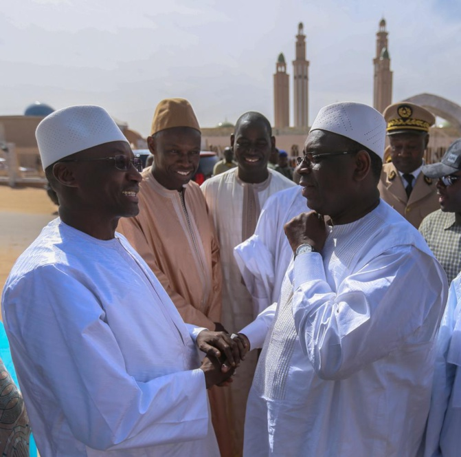 Félicitations, M. le président, pour votre clairvoyance (Mamadou Mamour Diallo, Dolly Macky)