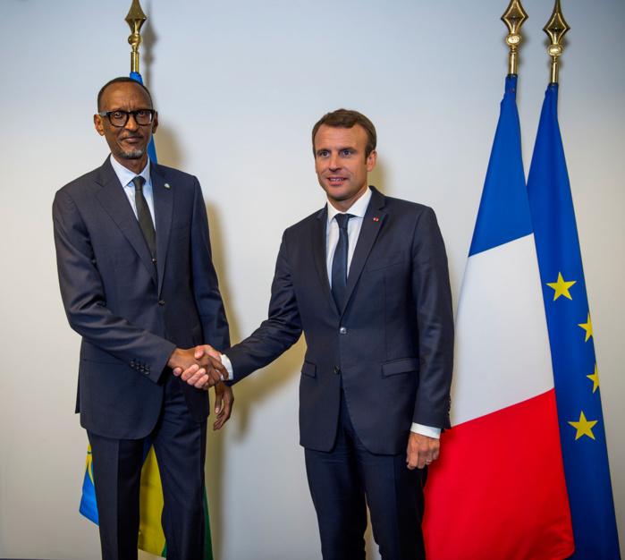 France-Rwanda: des relations meilleures, mais pas encore normalisées
