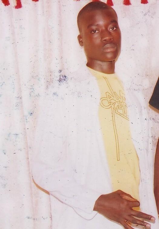 Le jeune babacar Diagne assassiné lors d'une séance de lutte de quartier samedi dernier à Médina Gounass (Guédiawaye banlieue dakaroise)