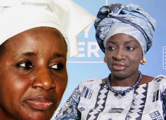 Mimi Touré veut prendre la place de Mariama Sarr
