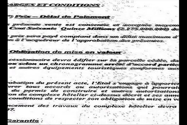 Exclusive Vidéo : LA VERITE SUR LES « VILLAS PRESIDENTIELLES » DE KARIM WADE (Documents)