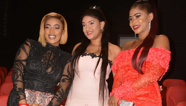 Photos : Betty, Eva et Marichou, les femmes de Pod super élégantes...