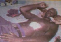 Manif' contre les coupures d'électricité : Ousmane Wade reçoit une balle en plein cœur