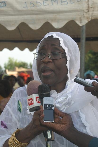 Le député Gnagna Touré : « cette belle-mère qu'aimerait avoir toute bru »