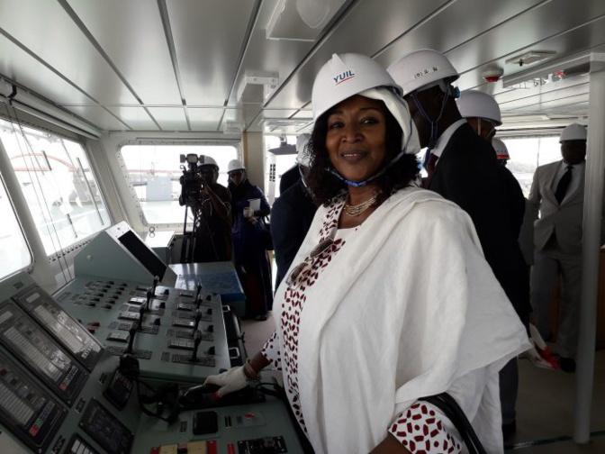 Ndéye Tické Ndiaye Diop porte-parole du Gouvernement