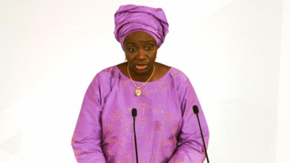 Mimi Touré dément ses militants: «La question des élections municipales n'est pas à l'ordre du jour»
