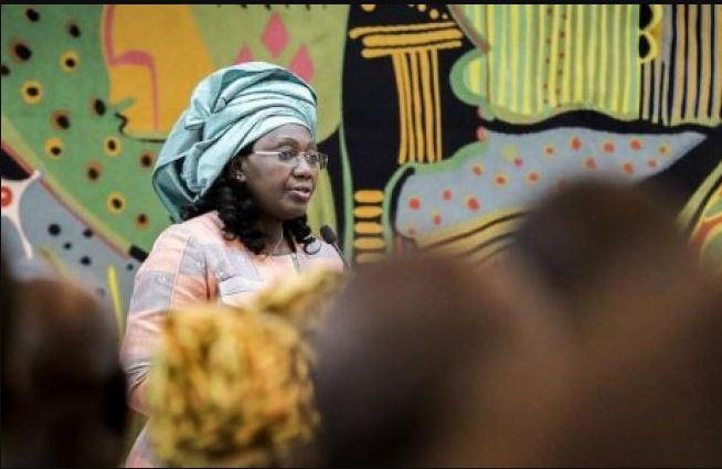 CESE : Aminata Tall sur siège éjectable