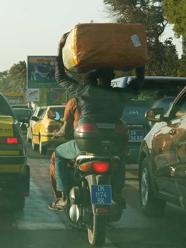Photos : l'Indiscipline, un sport national au Sénégal, regardez