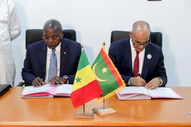 Collectivités territoriales et Aménagement du territoire : Les services du ministre Oumar Guèye