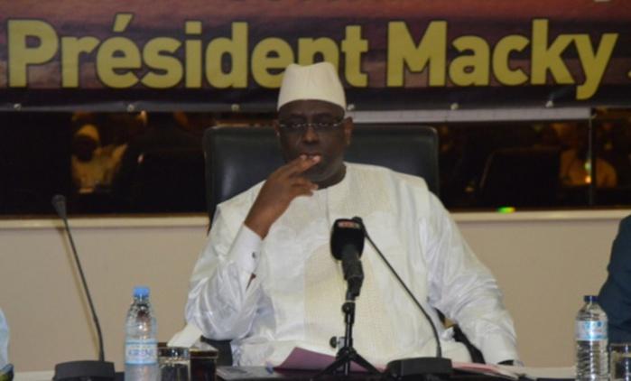 Remue-ménage à l'APR: Macky Sall convoque d'urgence le Sen