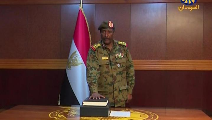 Soudan: Abdel Fattah Abdelrahman, un chef du Conseil militaire plus consensuel