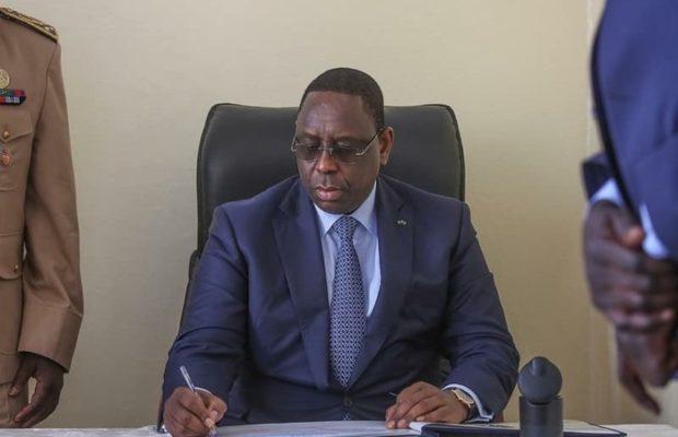Macky Sall a viré tout son cabinet : Ministres d'Etat, ministres-conseillers, conseillers spéciaux, ambassadeurs itinérants