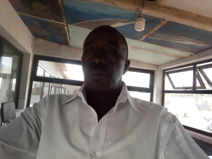 Photos : Le très serviable Mbengue de Sweet Coffee prend sa retraite