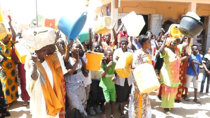 Confrontée à une pénurie d'eau depuis 7 mois : Thiénaba crie au secours