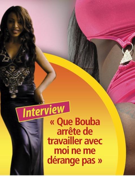 Viviane Ndour s'en fout désormais de Bouba Ndour côté travail