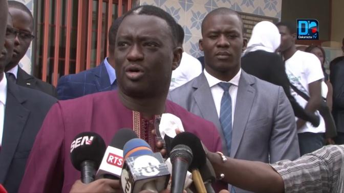Moundiaye Cissé, ONG 3D: « ce n'était pas à Boun Dionne d'annoncer la suppression du poste de PM »