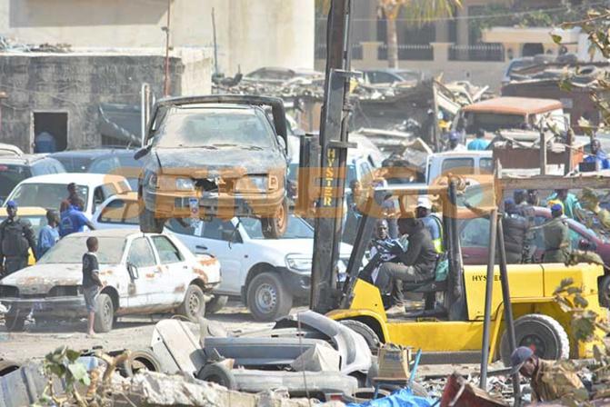 Dakar - Déguerpissement: Une vaste opération en perspective