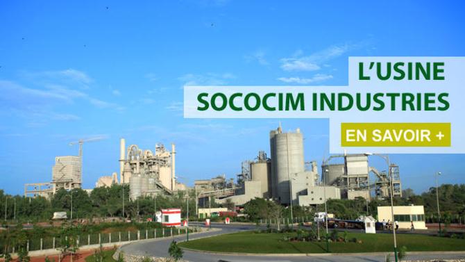 La ville s'insurge contre « l'extension foncière à outrance » de la cimenterie  SOCOCIM