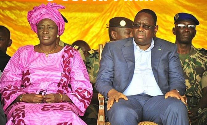 Entourage présidentiel: L'équation  Mimi Touré