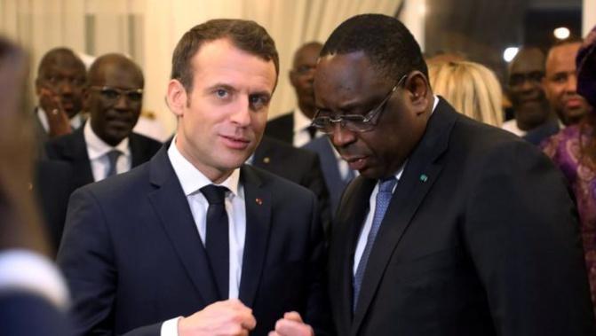 Incendie à la Cathédrale Notre-Dame de Paris: le message de Macky Sall au peuple français