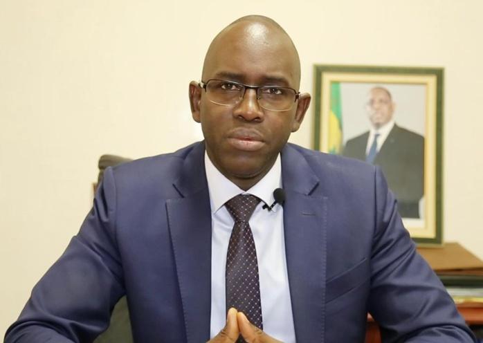 """Ousmane Mbaye, Directeur du Commerce intérieur: """" Les boulangers ont décidé d'aller en grève malgré toutes nos propositions"""""""