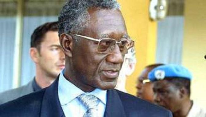 Urgent- Le Général Mamadou Lamine Cissé est décédé à Dakar