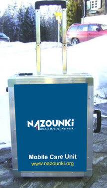 Nazounki prône la réduction du monde de la santé en un village planétaire