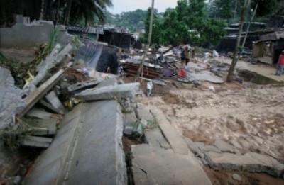 L'affaissement d'un pan d'une maison à Djiddah Thiaroye Kao fait 7 blessés dont 5 graves