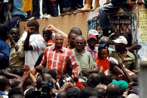 La cohésion et l'unité la plus large de Benno pour 2012, sont une exigence populaire.
