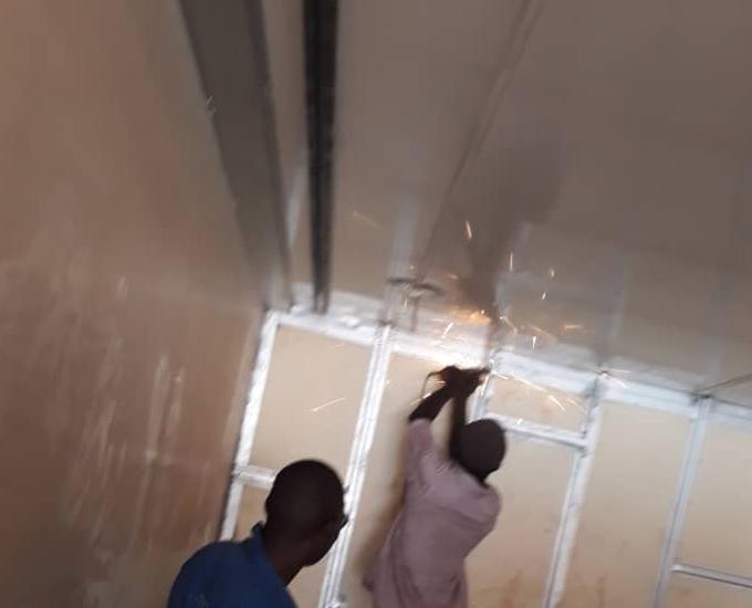 Gouloumbou : Près d'une tonne  de chanvre indien saisie par la Douane (images)