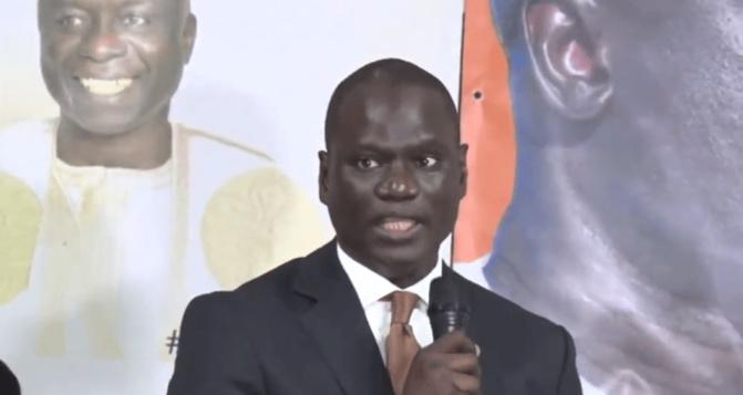 Dernière minute: Dr Abdourahmane Diouf annonce sa démission du parti Rewmi
