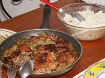 Pour manger à Dakar, l'étudiant étranger boude son plaisir