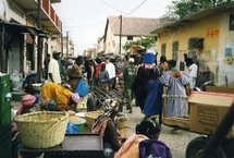 Thiaroye : Les commerçants déversent leur colère dans la rue