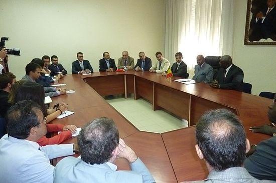 Le Haut Conseil du sport espagnol à Dakar