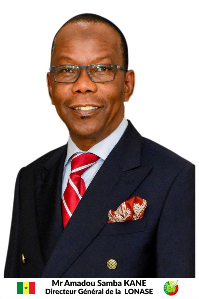 Admis à faire valoir ses droits à une pension de retraite , qu'est ce qui retient Amadou Samba Kane à la direction de la LONASE?