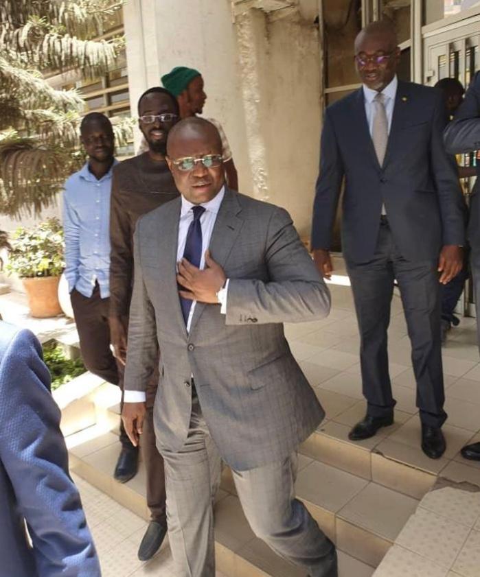 Senelec : Papa Mademba Bitèye sur les traces de Mouhamadou Makhtar Cissé