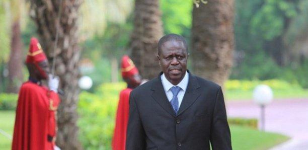L'ex-ministre de l'Environnement, Mame Thierno Dieng promu Général